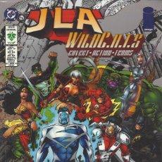 Cómics: LIGA DE LA JUSTICIA JLA / WILDCATS - ED. VID - TOMO - PRECINTADO !!. Lote 227976760