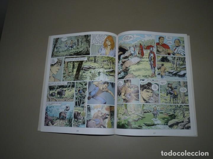Cómics: Los héroes caballeros, por Perd-Cheval, encuadernación en rústica - Foto 3 - 228268000