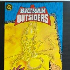 Cómics: BATMAN Y LOS OUTSIDERS 13. Lote 228306585