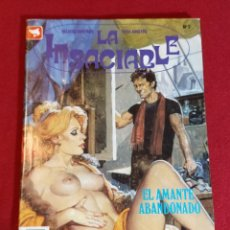 Cómics: LA INSACIABLE Nº 2 - COMIC PARA ADULTOS. Lote 228467631