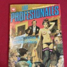 Cómics: LAS PROFESIONALES Nº 30- COMIC PARA ADULTOS. Lote 228469860