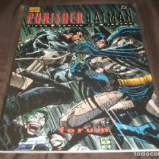 Cómics: PUNISHER BATMAN. Lote 228470740