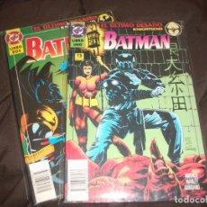 Cómics: BATMAN EL ULTIMO DESAFÍO 2 TOMOS COMPLETA. Lote 228474395