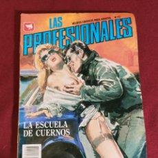 Cómics: LAS PROFESIONALES Nº 43 - COMIC PARA ADULTOS. Lote 228518630