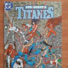 Cómics: LOS NUEVOS TITANES - Nº 3. Lote 228649360