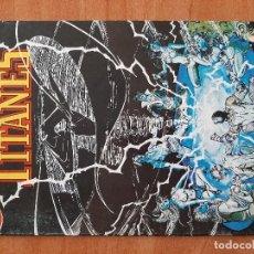Cómics: LOS NUEVOS TITANES - Nº 2. Lote 228649535