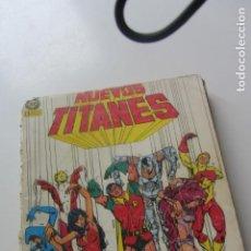Comics: NUEVOS TITANES VOL.1 RETAPADO CON LOS NUM. 6 A 10 ZINCO ARX25. Lote 228951785