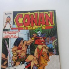 Comics : CONAN EL BÁRBARO - RETAPADO NROS: 86, 87, 88, 89 Y 90. CÓMICS FORUM ARX25. Lote 228952525
