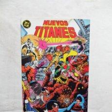 Comics: NUEVOS TITANES Nº 33 EDICIONES ZINCO. Lote 229089950