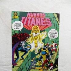 Comics: NUEVOS TITANES Nº 24 EDICIONES ZINCO. Lote 229100750