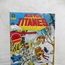 Comics: NUEVOS TITANES Nº 19 EDICIONES ZINCO. Lote 229223790
