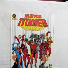 Comics: NUEVOS TITANES Nº 9 EDICIONES ZINCO. Lote 229225210