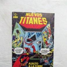 Comics: NUEVOS TITANES Nº 7 EDICIONES ZINCO. Lote 229225415