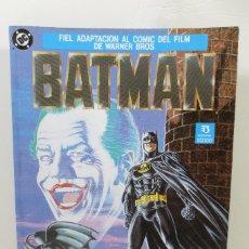 Comics: BATMAN - ADAPTACIÓN DE LA PELÍCULA DE TIM BURTON. Lote 229263990
