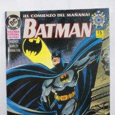 Cómics: BATMAN - EL COMIENZO DEL MAÑANA. Lote 167557056