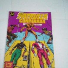 Cómics: LA PATRULLA CONDENADA - THE DOOM PATROL - NUMERO 3 - EDICIONES ZINCO - BUEN ESTADO - CJ 124. Lote 229652600