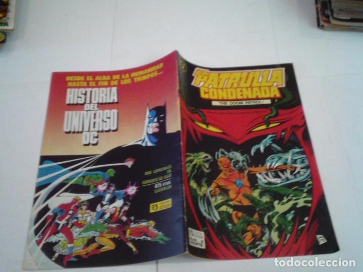 Cómics: LA PATRULLA CONDENADA - THE DOOM PATROL - NUMERO 2 - EDICIONES ZINCO - BUEN ESTADO - CJ 124 - Foto 2 - 229652630