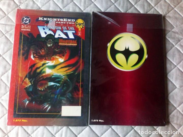 Cómics: Batman El Último desafio 2 Tomos COMPLETA ZINCO - Foto 2 - 229710225