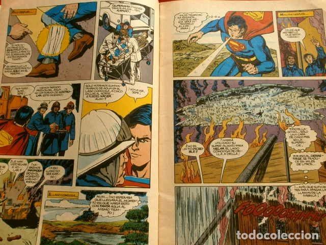 Cómics: SUPERMAN III (1983) EDICION EXTRA - ADAPTACION DEL FILM USA 1983 - ED. DC ZINCO - Foto 3 - 229913530