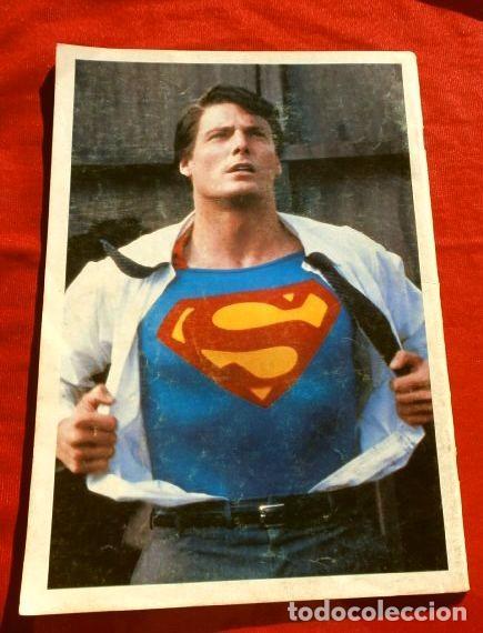 Cómics: SUPERMAN III (1983) EDICION EXTRA - ADAPTACION DEL FILM USA 1983 - ED. DC ZINCO - Foto 4 - 229913530
