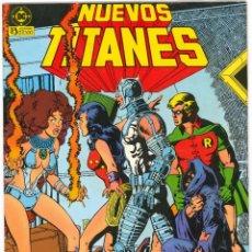 Comics : NUEVOS TITANES #16. Lote 230016270