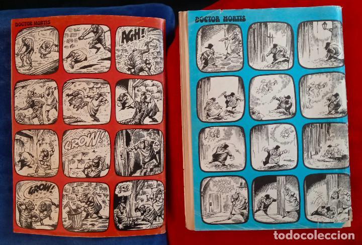 Cómics: VAMPUS 23 Y VAMPUS 66 - INCLUYEN POSTER LOS DOS - Foto 2 - 230184105