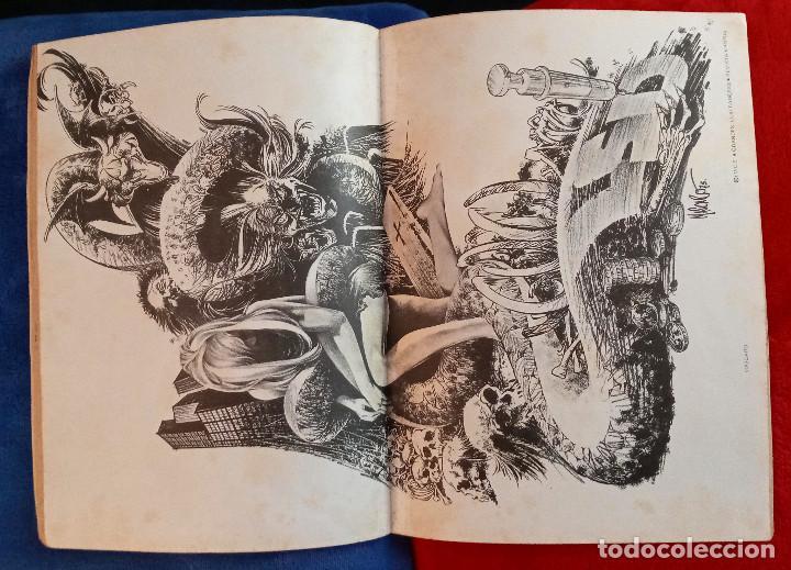 Cómics: VAMPUS 23 Y VAMPUS 66 - INCLUYEN POSTER LOS DOS - Foto 5 - 230184105