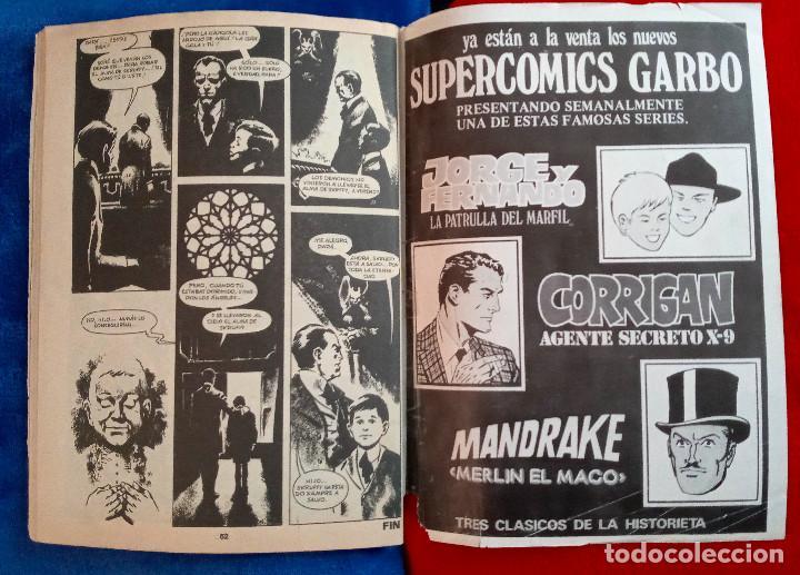 Cómics: VAMPUS 23 Y VAMPUS 66 - INCLUYEN POSTER LOS DOS - Foto 10 - 230184105