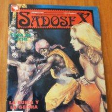 Cómics: SADOSEX Nº 9. Lote 230296300