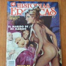Cómics: HISTORIAS EROTICAS Nº 26. Lote 230296750