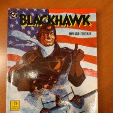 Cómics: BLACKHAWK 1 AL 3 COMPLETA HOWARD CHAYKIN. Lote 230313900