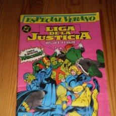 Comics: ZINCO LIGA DE LA JUSTICIA ESPECIAL VERANO Nº1. Lote 230550855