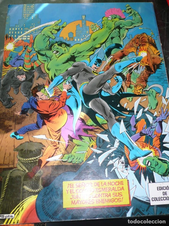 Cómics: COMIC BATMAN VS. LA MASA (Len Wein / García López / Dick Giordano) Gran formato - Foto 2 - 230558630