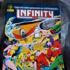 Cómics: COMIC INFINITY IN Nº 4 NUEVA GENERACIÓN DE SUPERHEROES DC EDICIONES ZINCO B. Lote 230573465