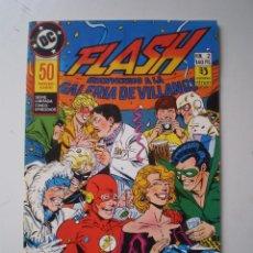 Comics: ZINCO FLASH BIENVENIDO A LA GALERIA DE VILLANOS Nº 2. Lote 230714630