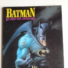 Cómics: BATMAN. EL HIJO DEL DEMONIO. TOMO ED. ZINCO. Lote 230829790
