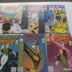 Fumetti: THE RAY Nº 1 A 6 COMPLETA / ZINCO 1992 MUCHOS EN VENTA MIRA TUS FALTAS ARX29. Lote 230874145