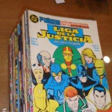 Cómics: LIGA DE LA JUSTICIA COMPLETA 54 NUM. + 6 ESPECIALES - ZINCO OCASION. Lote 231193855
