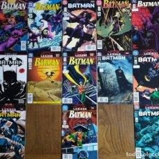Cómics: BATMAN LEGADO COMPLETA DEL 253 AL 265. Lote 231320310