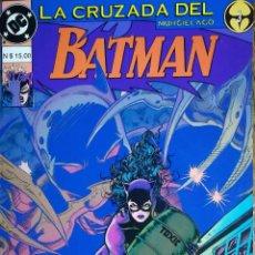 Cómics: BATMAN LA CRUZADA DEL MURCIELAGO. Lote 231320700