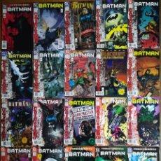 Cómics: BATMAN CATACLISMO COMPLETA MAS PROLOGO Y CONSECUENCIAS DEL 273 AL 289 Y DEL 292 AL 294. Lote 231323930