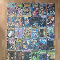 Cómics: UNIVERSO DC. COLECCIÓN COMPLETA DE 37 COMICS. EDICIONES ZINCO 1989. Lote 231379375