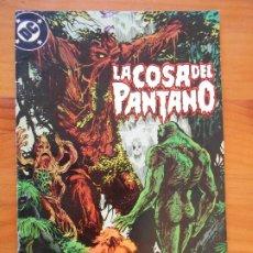 Comics: LA COSA DEL PANTANO - Nº 10 - ALAN MOORE - DC - ZINCO (HH). Lote 231523250