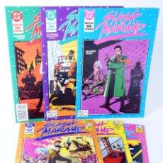 Cómics: SLASH MARAUD 1 A 6. MINISERIE COMPLETA (DOUG MOENCH / PAUL GULACY) ZINCO, 1990. OFRT. Lote 265871449