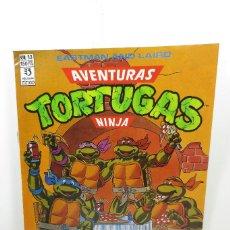 Cómics: AVENTURAS TORTUGAS NINJA NÚMERO 13. Lote 231566295