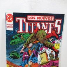 Cómics: LOS NUEVOS TITANES NÚMERO 27. Lote 231566595