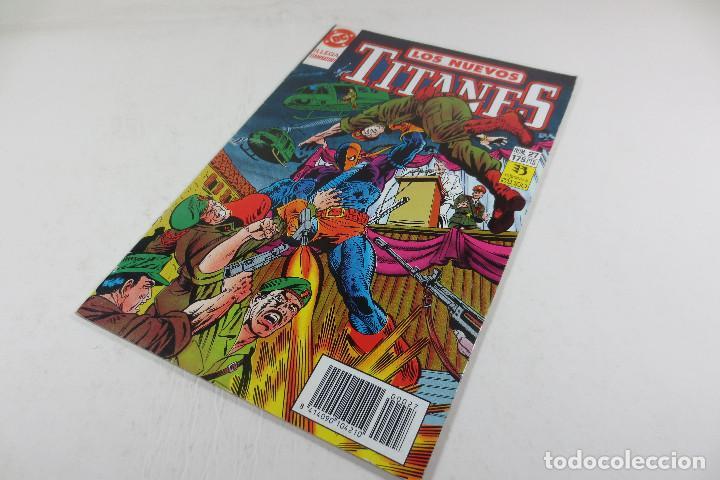 Cómics: Los Nuevos Titanes Número 27 - Foto 2 - 231566595