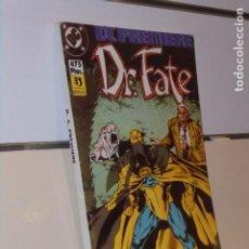 Fumetti: RETAPADO DC PREMIER DR. FATE CONTIENE LOS Nº 4-5 Y 6 DE LA COLECCION DC - ZINCO. Lote 231877095