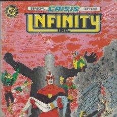 Cómics: INFINITY - RETAPADO NºS 15 AL 18 - ESPECIAL CRISIS - MUY BUEN ESTADO !!. Lote 232096315