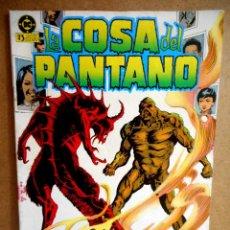 Cómics: LA COSA DEL PANTANO Nº 4 : LA CELDA BLANCA (ZINCO 1985 ). Lote 232097955